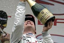 Seat Supercopa - Johansson feiert 1. Saisonsieg