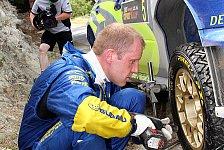 WRC - Türkei: Die Reifenwahl von Pirelli