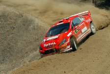 WRC - Peugeot: Podestplatz für Märtin