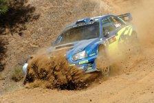 WRC - Subaru will den Sieg
