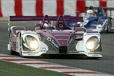 Le Mans Serien - Der RS Spyder im königlichen Park