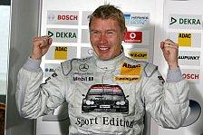 DTM - Super-Mika holt sich die Super-Pole