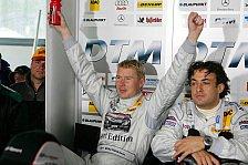 DTM - Die Mercedes-Stimmen vor dem Rennen