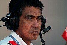 Formel 1 - Suzuki über Fry verärgert