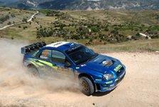 WRC - Subaru: Atkinson einzige Hoffnung