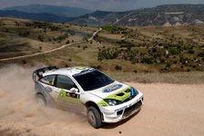 WRC - Ford: Freie Fahrt für Gardemeister und Kresta
