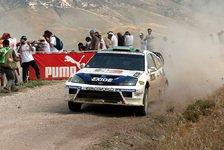 WRC - Drei Ford-Piloten in den Punkten