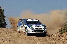 WRC - OMV Team für Griechenland gerüstet