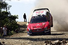 WRC - Zypern Tag 2: Loeb erneut unantastbar