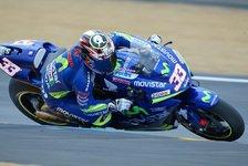 MotoGP - Le Mans Test: Marco Melandri an der Spitze