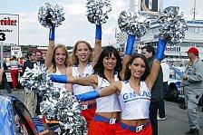 DTM - Bilder: Die DTM-Girls 2004