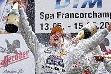 DTM - Super-Mika lehrt die DTM das Fürchten