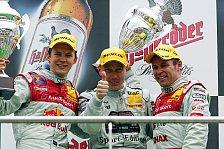 DTM - Spa-Francorchamps: Häkkinen dominiert schon im 3. Rennen