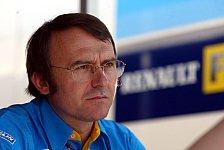 Formel 1 - Renault kämpft weiter um jede Verbesserung