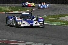 Le Mans Serien - Mücke überzeugt in Monza