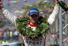 WRC - Zypern Tag 3: Loeb macht den Hattrick perfekt
