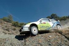 WRC - Michelin out - BF Goodrich in