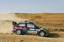 WRC - Sechs Bestzeiten für Latvala