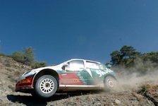 WRC - Skoda: Punkte als Ziel für die Türkei