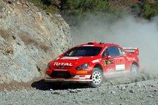 WRC - Peugeot: WM-Führung verteidigen