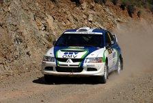 WRC - Gruppe N: OMV Team glücklos