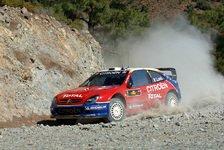WRC - Schotterfestival am Bosporus