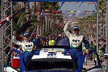 WRC - Stohl macht Sensation perfekt