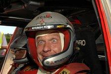 WRC - Punkte für beide Mitsubishi-Piloten