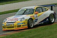 Carrera Cup - Réne Rast holt zweite Saison-Pole