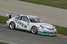 Carrera Cup - Mamerow dominiert den Freitag