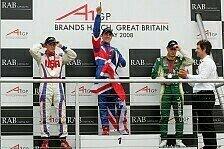 A1GP - Bilder: Großbritannien - Brands Hatch