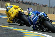 MotoGP - Freies Training: Hauchdünne Bestzeit für Gibernau