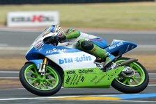 MotoGP - Rennen 125cc: Talmacsi siegt vor Lüthi