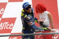 MotoGP - Frankreich GP: Rossi siegt auch in Le Mans