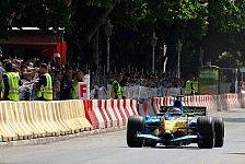 Formel 1 - Renault möchte die verlorenen Punkte zurückerobern