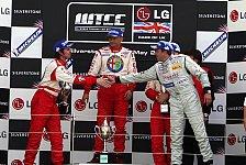 Mehr Motorsport - Bilder: WTCC - Läufe 5 & 6 in Silverstone