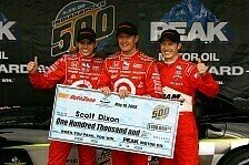 IndyCar - Dixon holt Indy-Pole