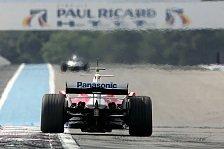 Formel 1 - Prost: Frankreich GP 2013 ist noch nicht fix