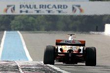 Formel 1 - Frankreich-GP: Einigung über Gebühr