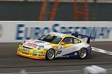 Carrera Cup - Rast und Jäger planen konservatives Rennen