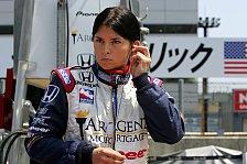 Formel 1 - Danica Patrick und der Humor von Bernie Ecclestone