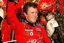NASCAR - Sieg für Kahne