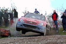 WRC - Carlos Sainz: Ich will ins Ziel kommen und lernen