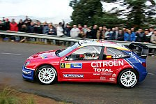 WRC - Bilder: Carlos Sainz ist zurück bei Citroen