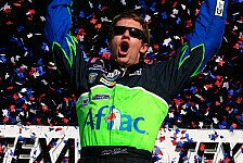 NASCAR - Bilder: Samsung 500 - 7. Lauf