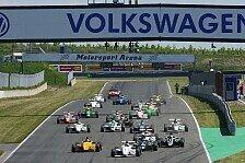 ADAC Formel Masters - Die ganz kleine Formel 1