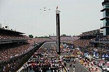 IndyCar - Cunningham fährt Indy 500