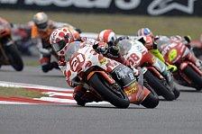 Moto2 - Simoncelli holt den ersten Sieg