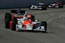 IndyCar - Briscoe siegt vor Castroneves