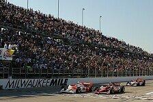 IndyCar - Vorschau Texas
